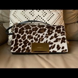 Furla Bag with Chain Straps